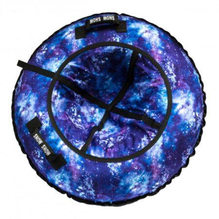 "Тюбинг ""Звездное сияние"" 120 см, синий"